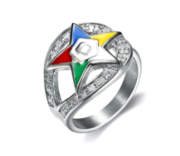 OES STAR RING