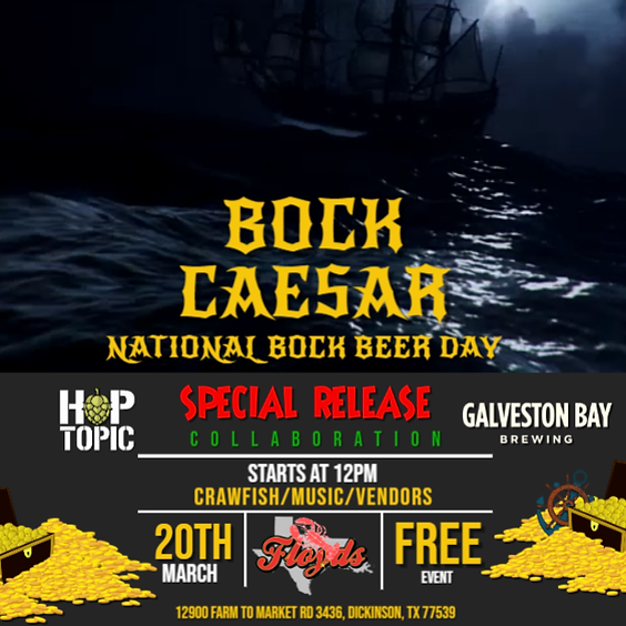 The Reign and Release of Bock Caesar