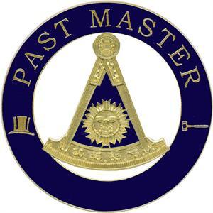 DIE CAST AUTO EMBLEM-PAST MASTER