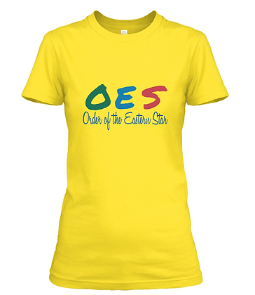 COLORFUL OES T-SHIRT
