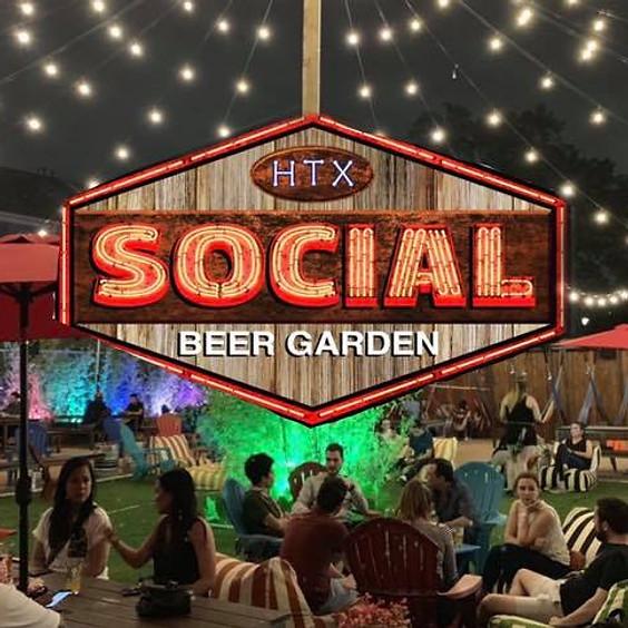 Food Truck Park at Social Beer Garden HTX