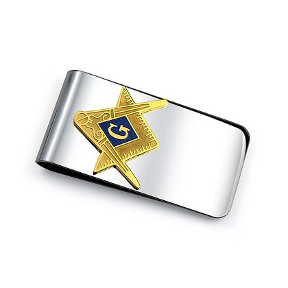 MASONIC MONEY CLIP
