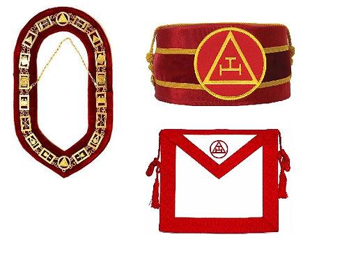 Royal Arch Regalia Set