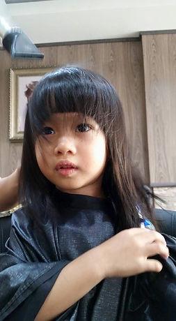 Young Girl Customer