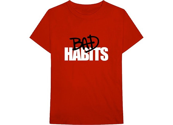 Nav x Vlone Drip T-Shirt Red