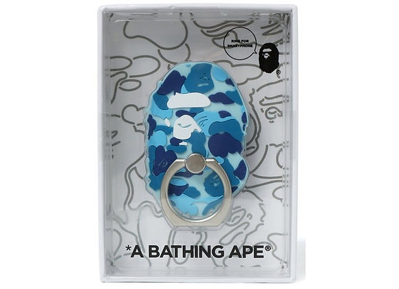 BAPE ABC Ape Head Smartphone Ring