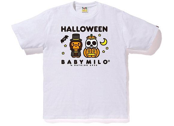 A Bathing Ape Baby Milo Halloween Tee