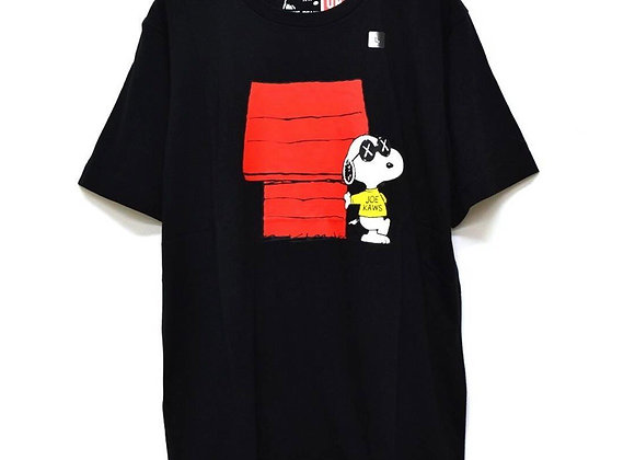 Kaws X Uniqlo X Peanuts Snoopy Tee