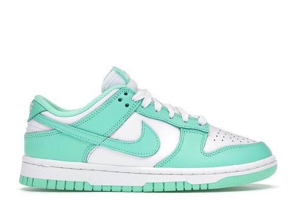 Nike Dunk Green Glow