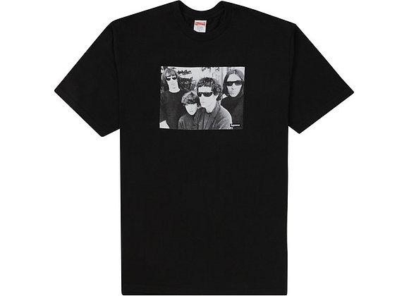 Supreme The Velvet Underground Tee Black