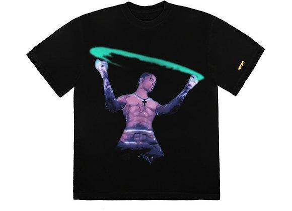Travis Scott Stargazing T-Shirt Black