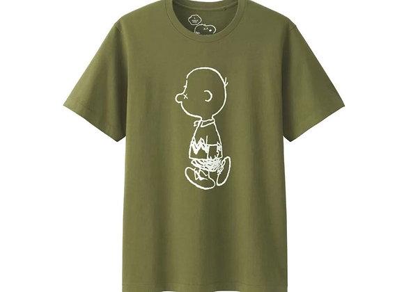 Kaws X Uniqlo X Peanuts Charlie Brown