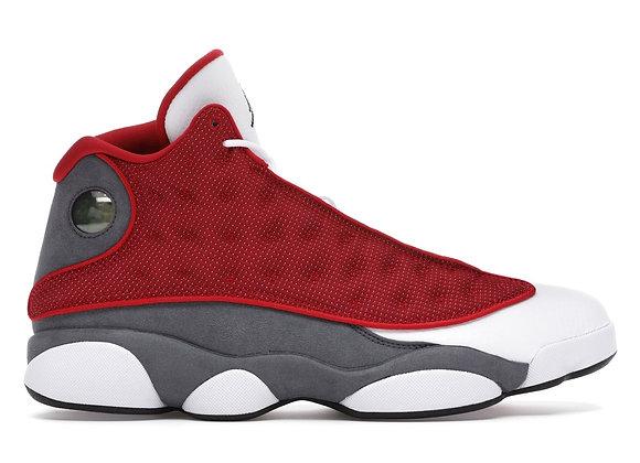 Jordan 13 Red Flint Gray