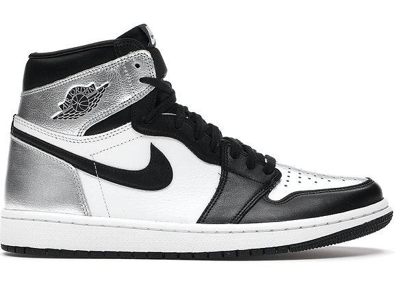 Jordan 1 Silver Toes
