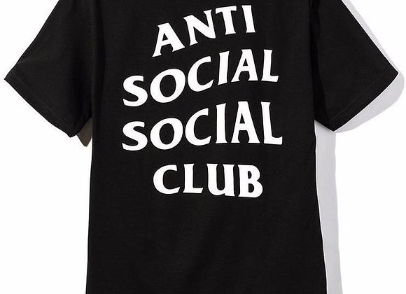 Anti Social Social Club Logo Tee