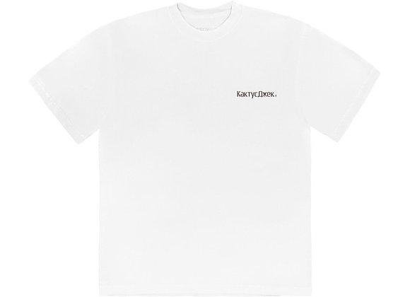 Travis Scott The Scotts Rage Emote T-Shirt White