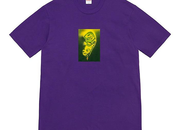Supreme Ear Tee Purple