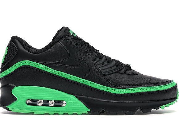 Nike Air Max 90 Undefeated Black Green