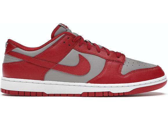 Nike Dunk Grey Varsity Red UNLV