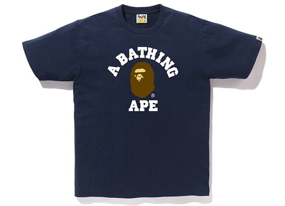 BAPE Ladies College Tee Ladies