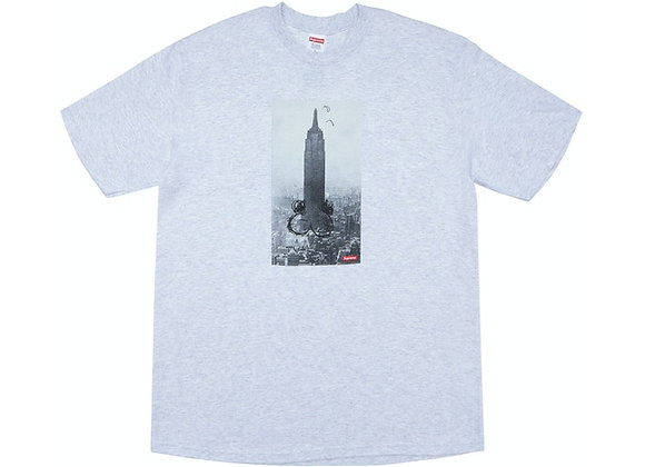 Supreme Mike Kelley The Empire State Building Tee Gray