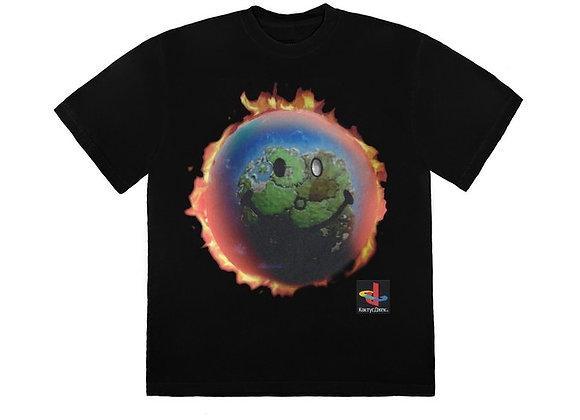 Travis Scott The Scotts World T-Shirt Black