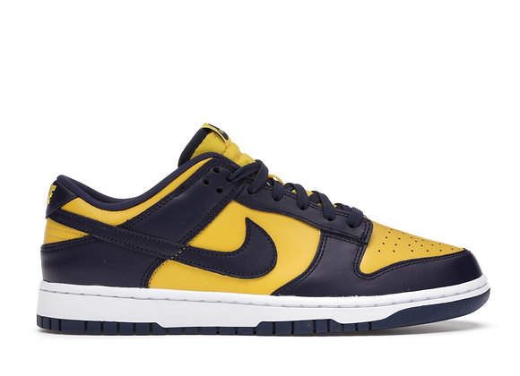 Nike Dunk Michigan