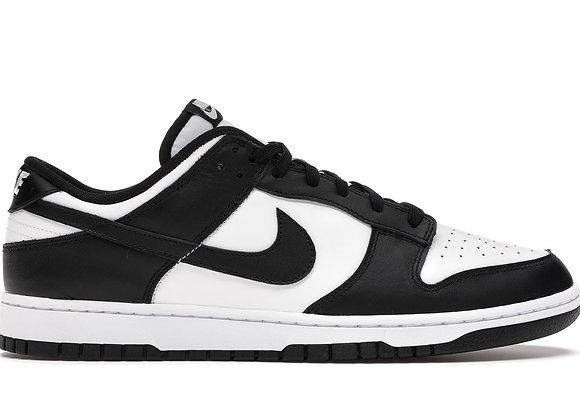 Nike Low Dunk White/Black
