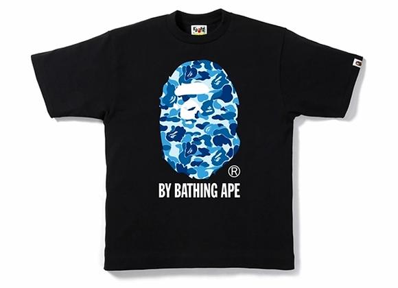 A Bathing Ape Color Camo Big Ape Head Tee