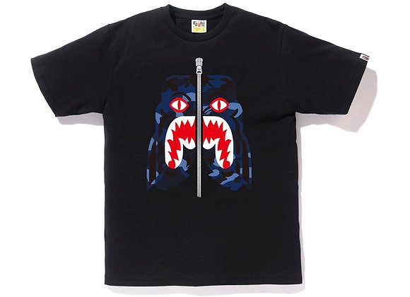 BAPE Color Camo Tiger Tee Ladies