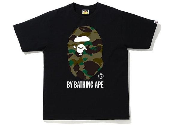 BAPE 1st Camo By Bathing Ape Tee Black/Green