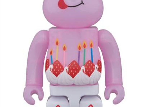 Happy Birthday Bearbrick 400%