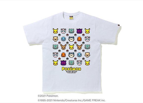 Bape x Pokemon #6 (White)