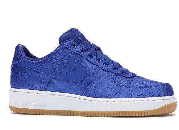 Nike Air Force 1 Low CLOT Blue Silk