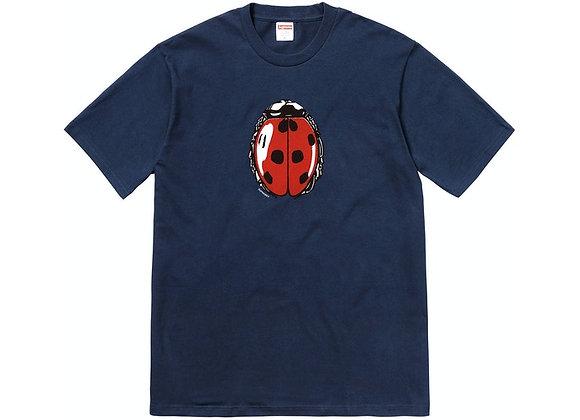Supreme Ladybug Tee Navy