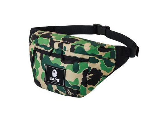 Bape ABC Large Side Bag