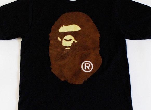 BAPE Boa Big Ape Head Tee Ladies