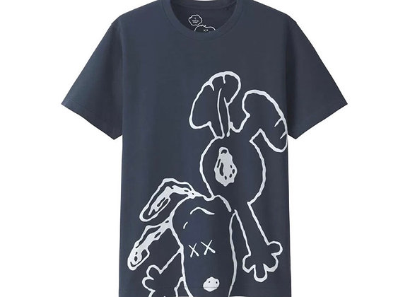Kaws X Uniqlo X Snoopy Falling