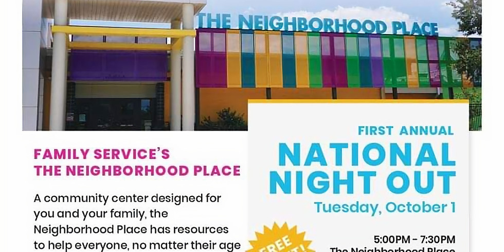 Grand Re-Opening of Your Neighborhood Place