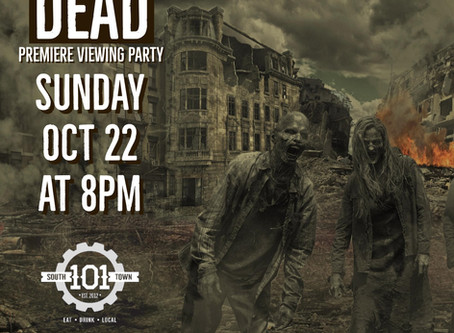 The Walking Dead Season 8 Premiere Viewing Party