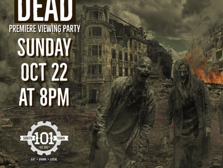 The Walking Dead Season 8 Premiere Viewing Party