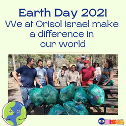 Earth Day at Orisol