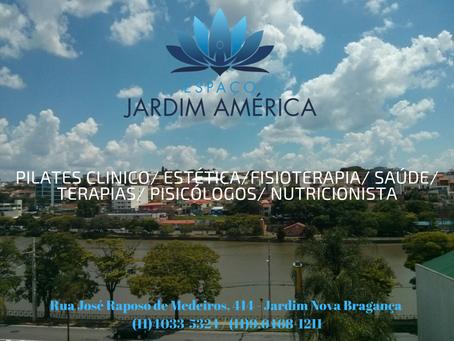 ESPAÇO JARDIM AMERICA