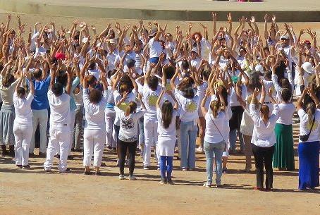 Dançando pela TERRA em Bragança Paulista