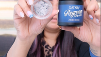 I swapped my brow gel for my husband's hair pomade and I'm never going back