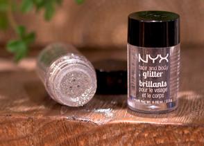 NYX Glitter Brillants - best loose glitter