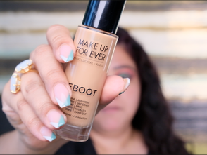 Makeupforever Reboot foundation Y412 REVIEW | TUTORIAL