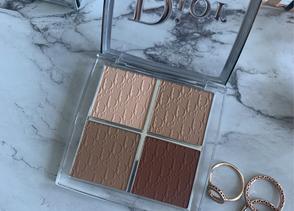 The Dior Backstage Contour Palette