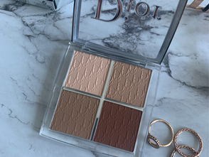 The Dior Backstage Contour Palette