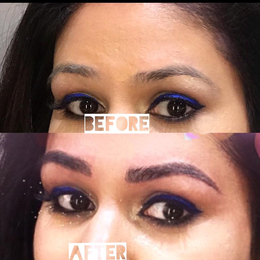 Everything You Need To Know About Eyebrow Microblading Dubai Based